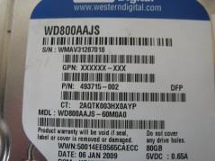 WESTERN DIGITAL-493715-002