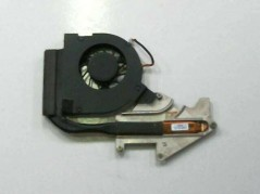 PACKARD BELL 7030990000 HEATSINK & FAN ASSEMBLY USED