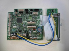 AXIOHM BRBHS010 PRINTER CONTROLLER PCB USED