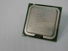 INTEL SL8HX Processor  used