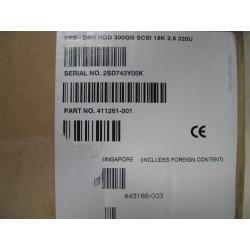 HP 411261-001 300GB SCSI...