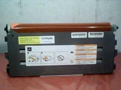 LEXMARK C500STARTYELLOW...