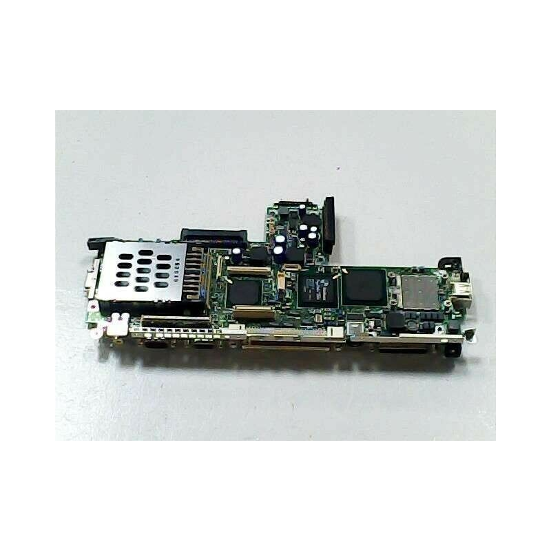 HP F1660-69009 MOTHERBOARD PC BOARD - INCLUDES BIOS IC AND PCMCIA SOCKET USED