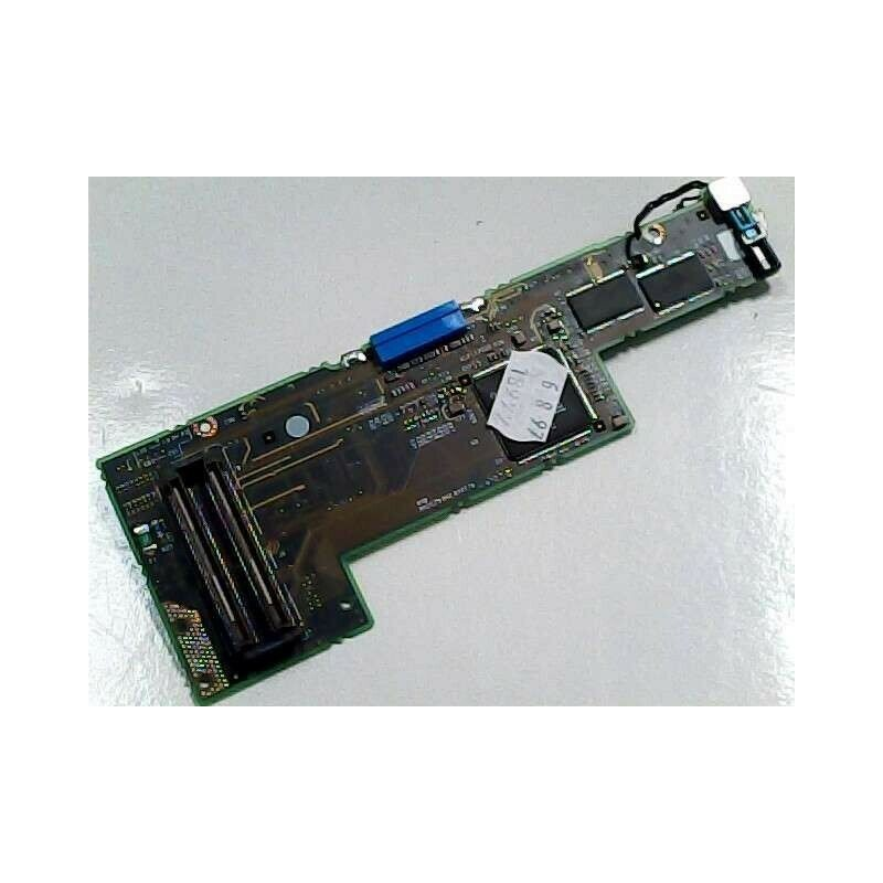 COMPAQ 255071-001 MOTHERBOARD - INCLUDES 586/150MHZ CPU AND HEAT SINK USED