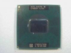 INTEL SLAUU Processor  used
