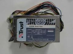 trust 14887 PSU 401-500w  used