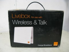 ORANGE DV4210-WU LIVEBOX...